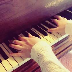 "Playing ""Tell Me That"" my original"