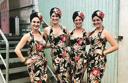 Tonic Sisters Oldie Town 2019