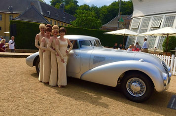 Tonic Sisters Classic Days Schloss Dyck 2015