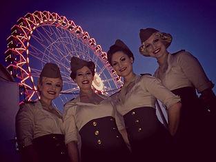 Tonic Sisters Volksfest Nürnberg 2014