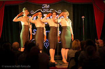 Tonic Sisters Theater Rote Bühne 2015