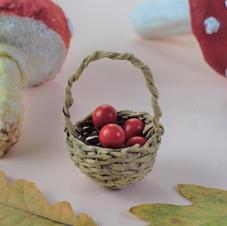 Miniature Basket Weaving