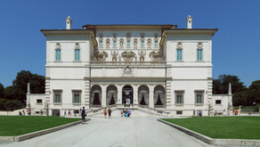 A Arte Barroca na Bela Galleria Borghese