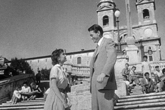 Cena do filme A Princesa e o Plebeu