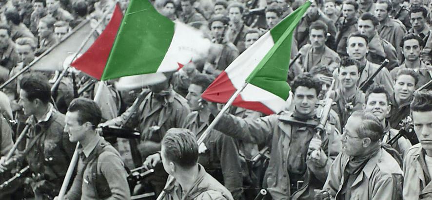As comemorações do Giorno della Liberazione em meio à pandemia