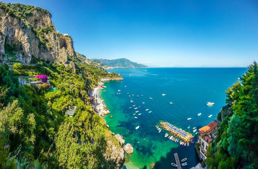 Sorrento e Isola de Capri