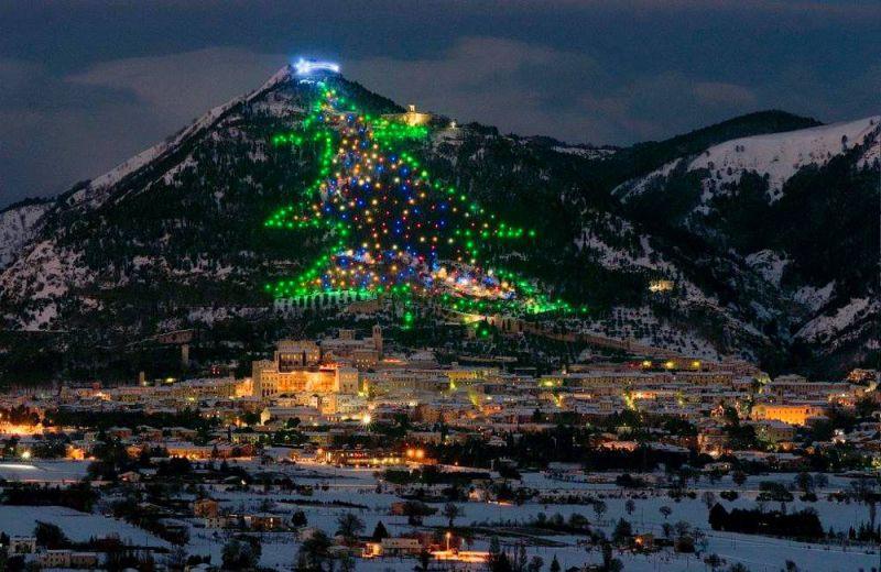 Arvore de Natal na Italia