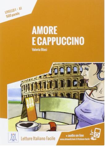 livro amore e cappuccino