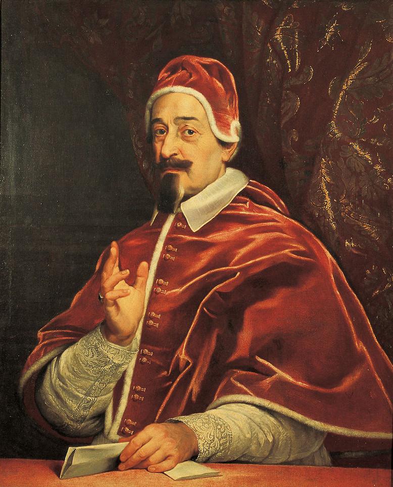 Papa Alexandre VII, Fabio Chigi