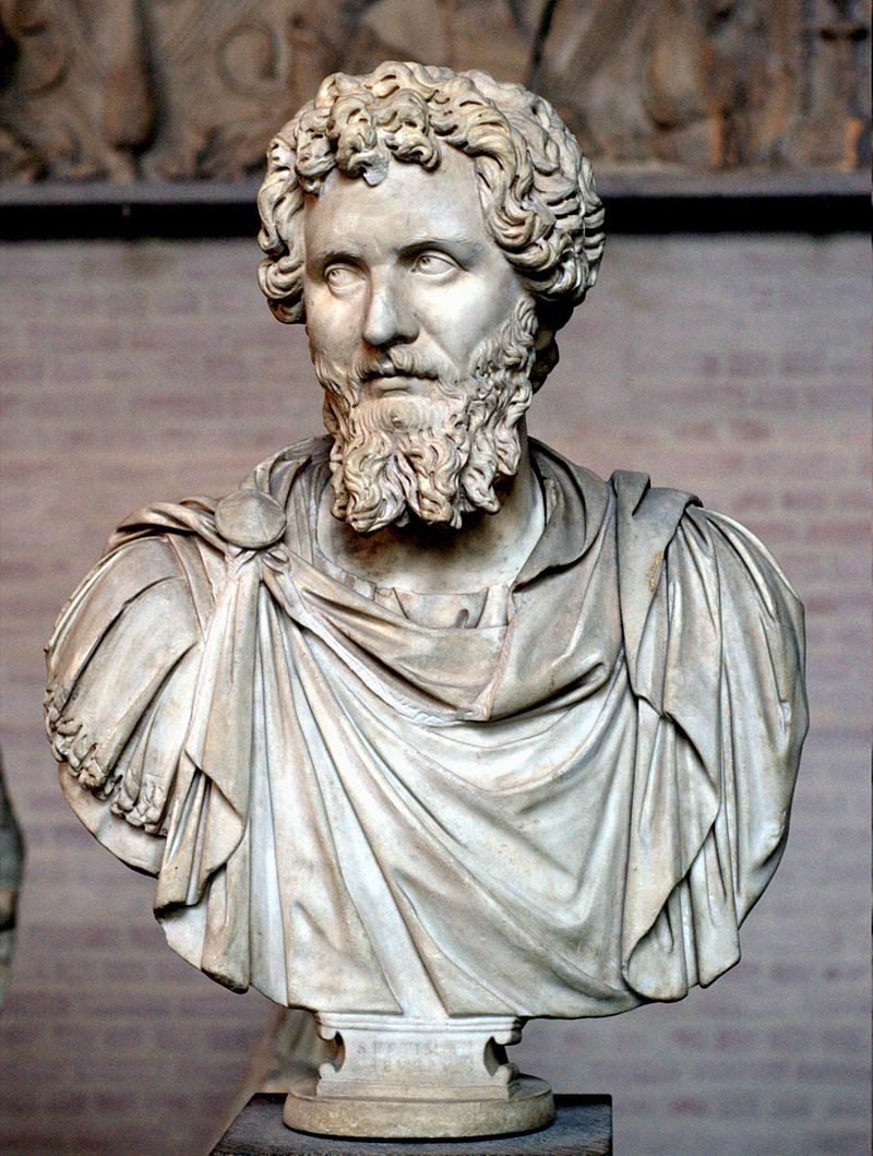 Imperador Septímio Severo