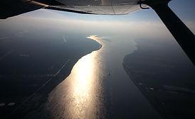 Le Fleuve St Laurent River