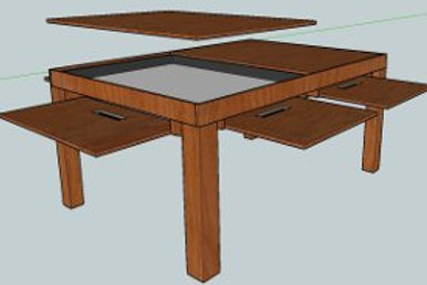 6 Drawer (10 for dining) - Pre-order Deposit