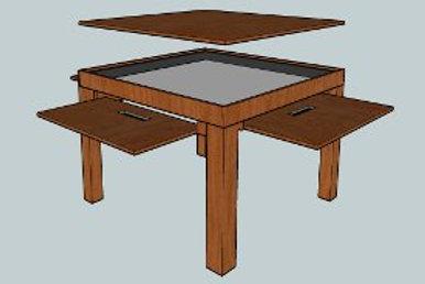 4 Drawer (8 for dining) - Pre-order Deposit