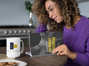 mug-and-book-mockup-featuring-a-woman-re
