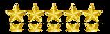 5 star rating transparent.png