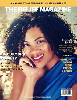The Belief Magazine - cover photo