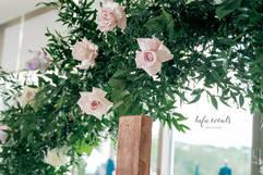 arch floral