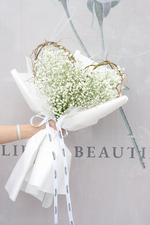 LF Gypsophila bouquet