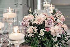 head table floral