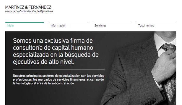 Ver todas las plantillas website templates – Agencia boutique de contratación