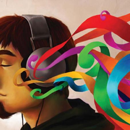 Günlerin Rengi, Müziğin Tadı: Sinestezi