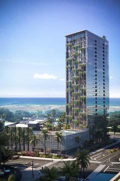 Ala Moana Residential Tower | Honolulu, HI