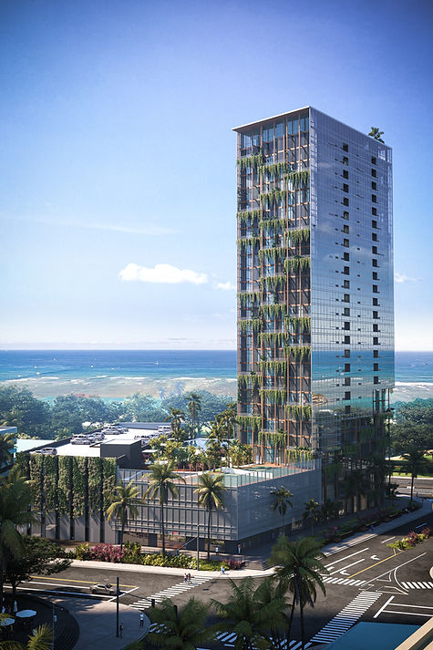 Ala Moana Residential Tower   Honolulu, HI
