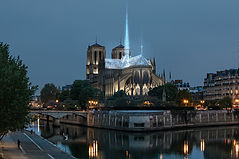 NotreDame Cathedral   Paris, France