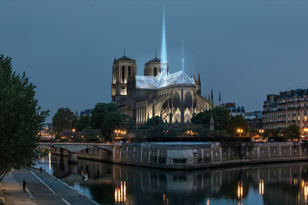 NotreDame Cathedral | Paris, France