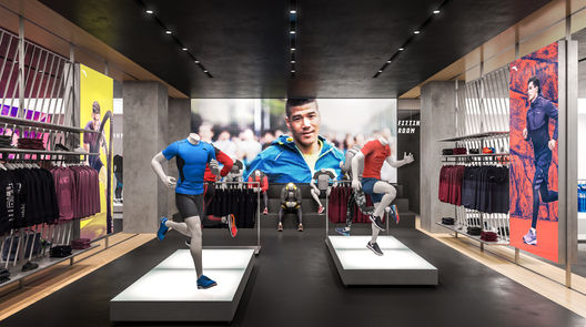 Atheticwear Flagship Store | Beijing, China