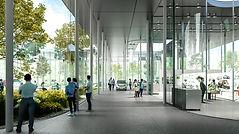 EV Experience Center   Liuzhou, China