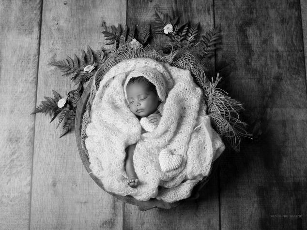 séance nouveau-née