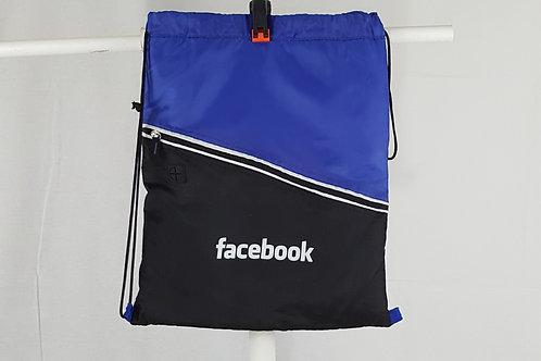 Facebook string back pack