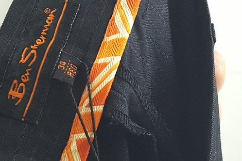 Ben Sherman Men's Vintage Dress Slacks, dead stock