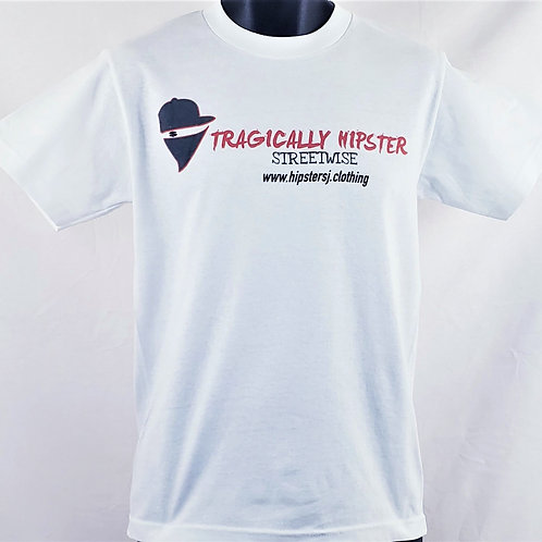 TH+ Tragically Hipster T-shirt New