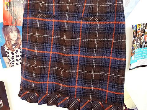 Cabi Wool Skirt