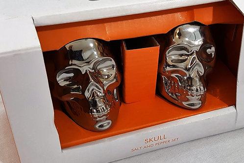 Skulls Salt & Pepper set