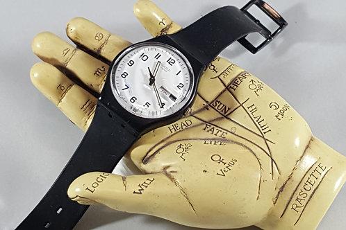 Vintage Swatch Wrist Watch 90's