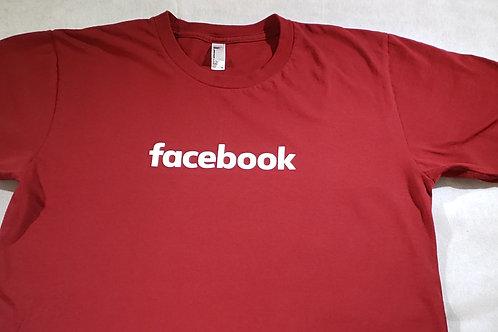 Facebook Graphic Tee