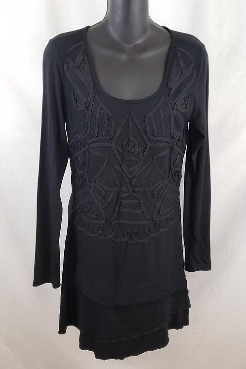 Yest Women's Black Dress
