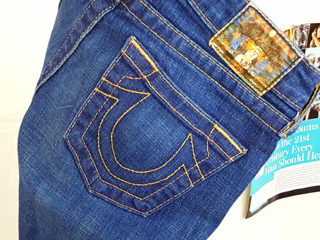 Denim care to wash, unwashed or left alone?