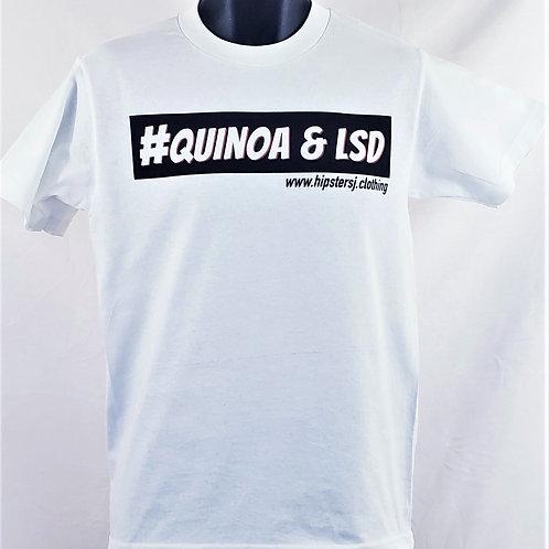 TH+ Quinoa & LSD T-shirt New