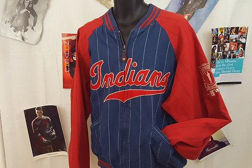 MLB Indian Tribe Jacket Vintage