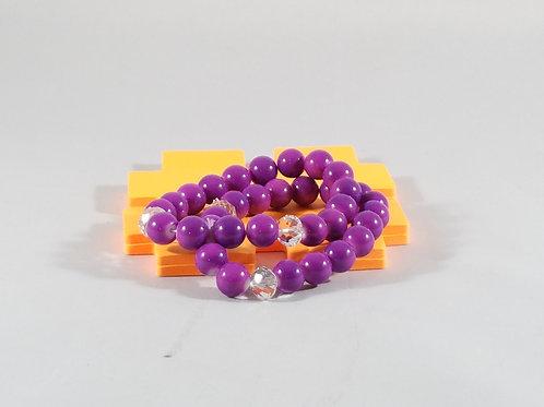 Purple Dreams Bracelet