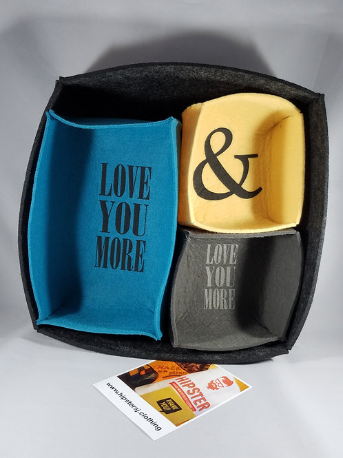 """The box"" Multi-Purpose Basket"