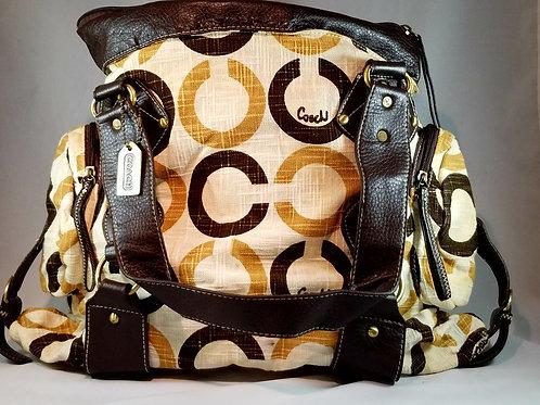 Coach Vintage Soho tote bag