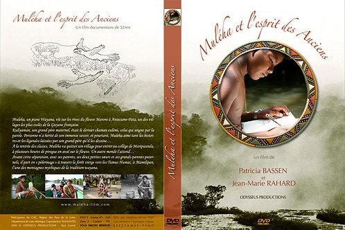 """DVD """"Muleha et l'esprit des Anciens"""""""