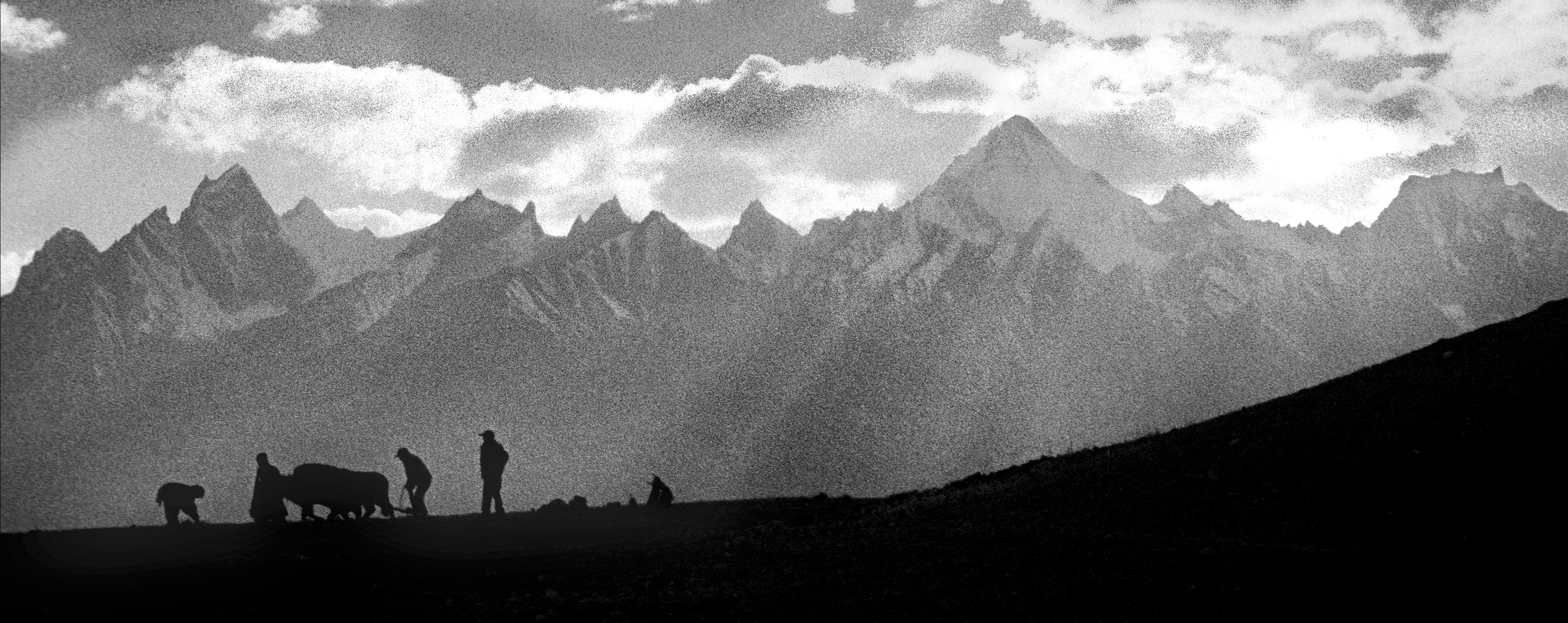 Himalaya PANO-sans cadre
