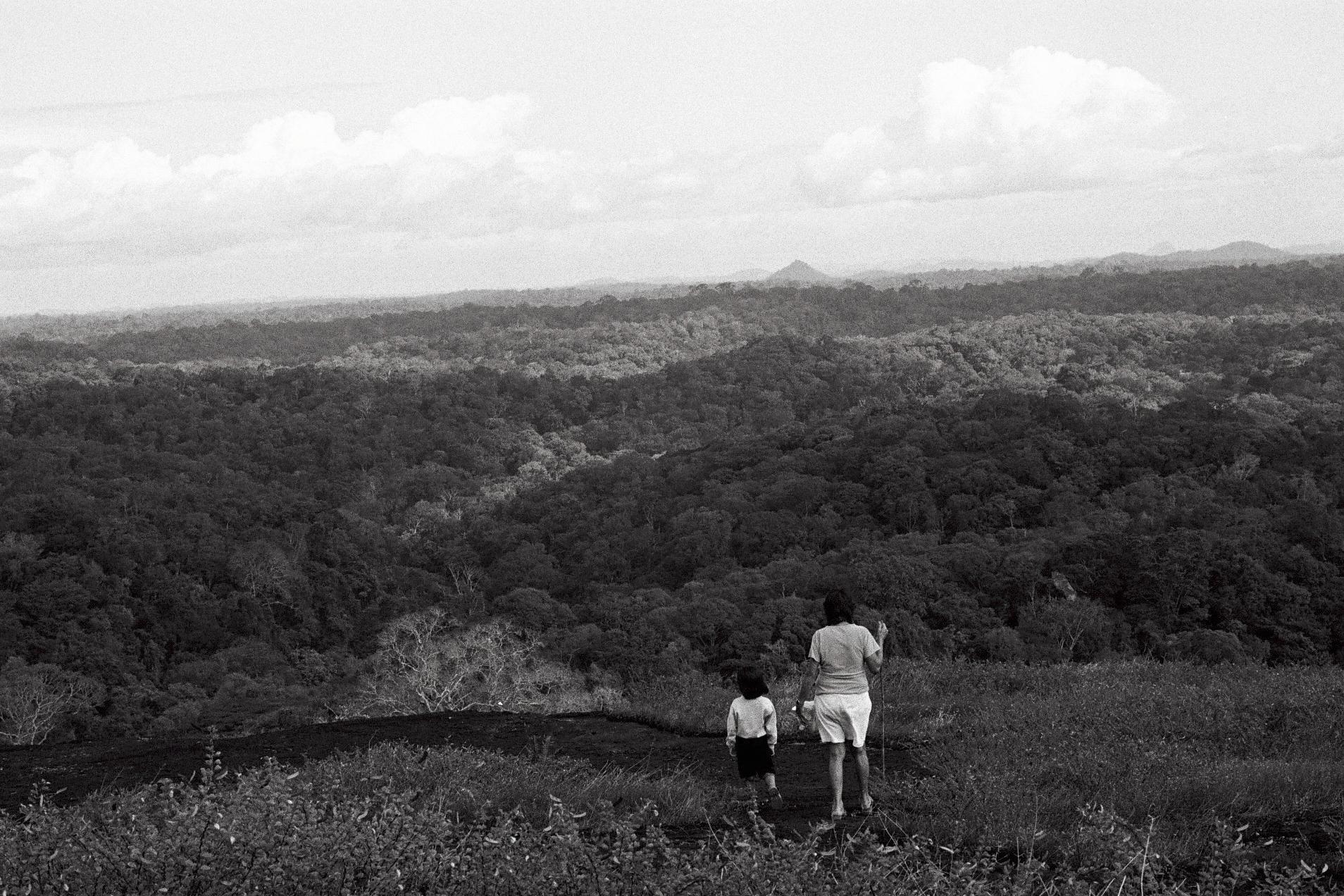 Guyane, expédition