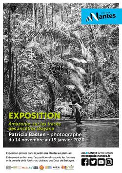 Affiche_expo_photo_Amazonie_Patricia_Bas